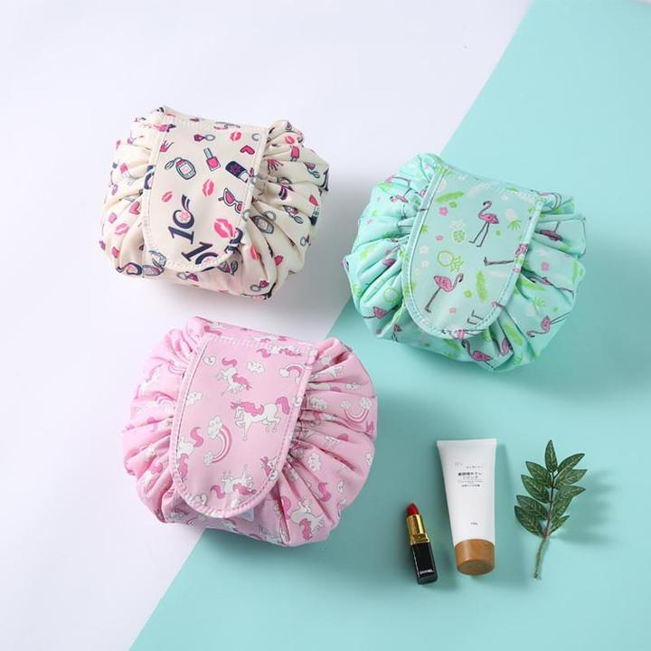 Quick Pack Makeup Bag