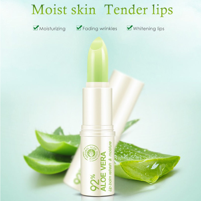 Natural Aloe Vera Repair Lip Balm