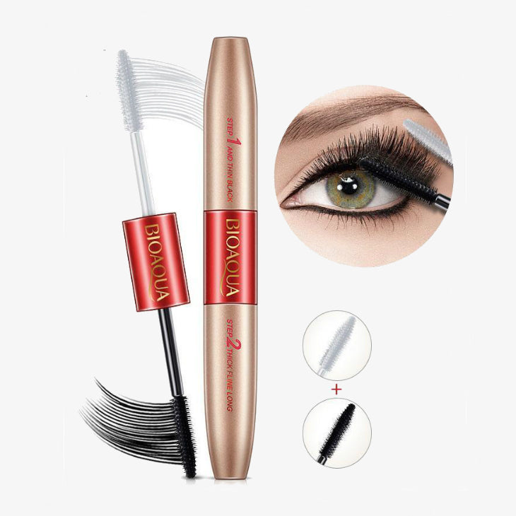 Double Head 3D Fiber Eyelash Enhancer