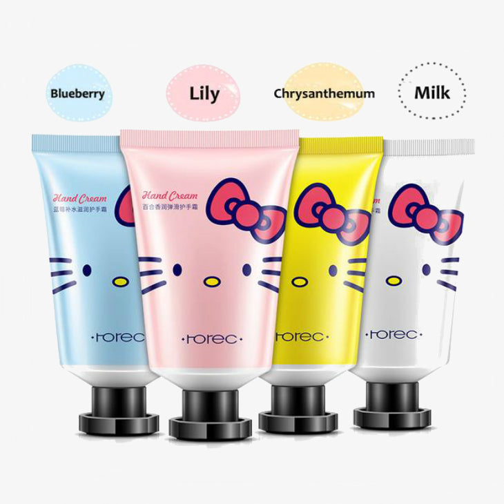 Hello Kitty Nourishing Hand Lotion