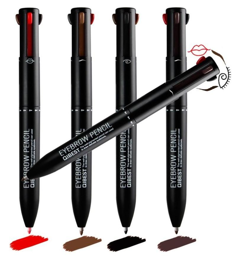 Brow Contour 4-In-1 Defining & Highlighting Brow Pencil