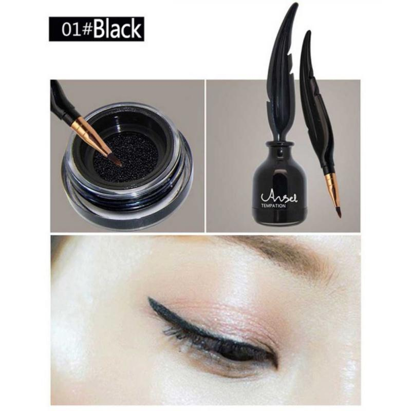 Feather Cushion Eyeliner - Waterproof