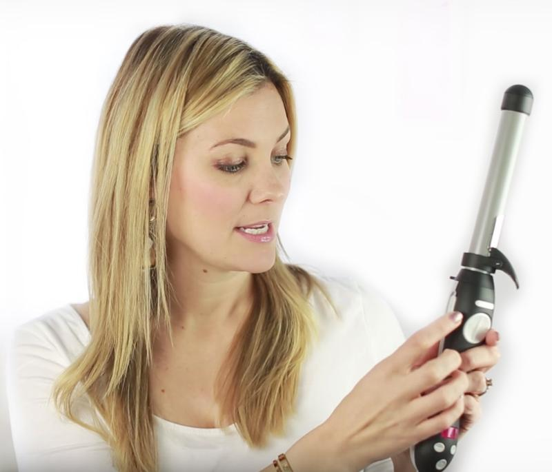 Prowaver™ S1 Ceramic Automatic Rotating Curling Iron