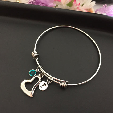 My Big Heart Bangle