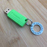 USB Stick Name Tag