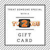TV2You Gift Card