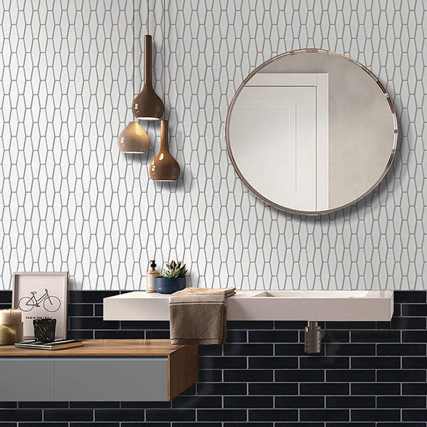 Atlanta Porcelain Mosaics and Subway Tiles