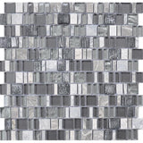 Karma Stone and Glass Mosaic Tiles - Bliss