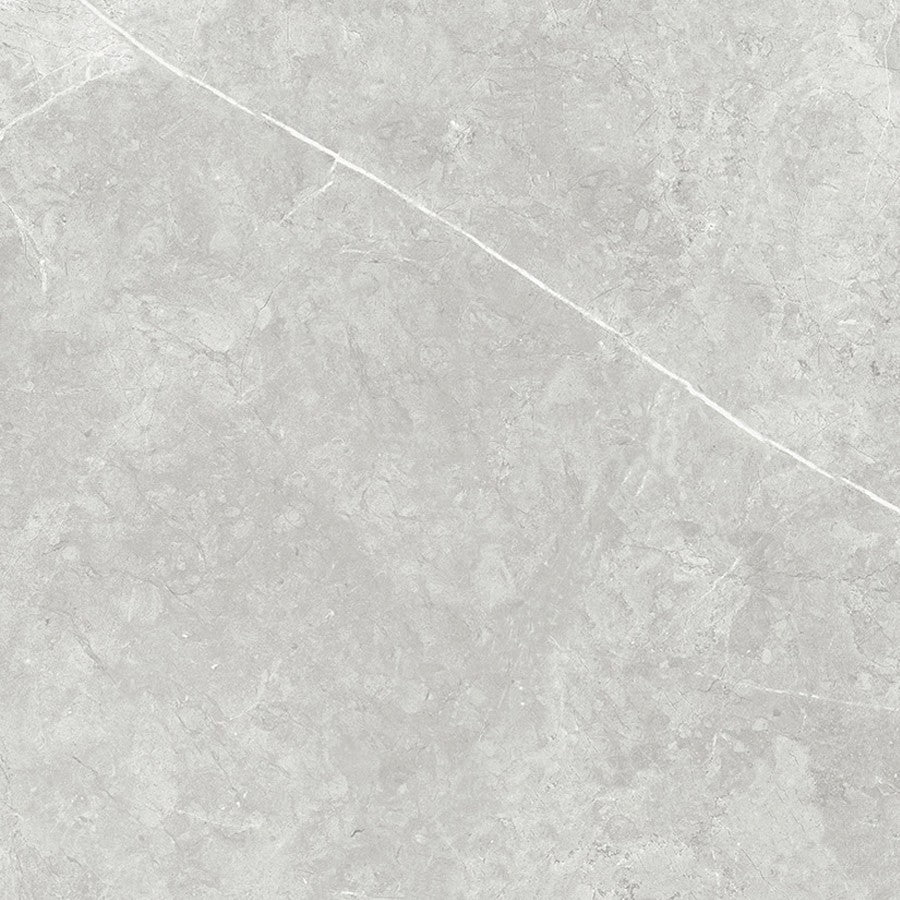 "Pulpis 24"" x 24"" Matte Glazed Ceramic Tiles - Bianco"