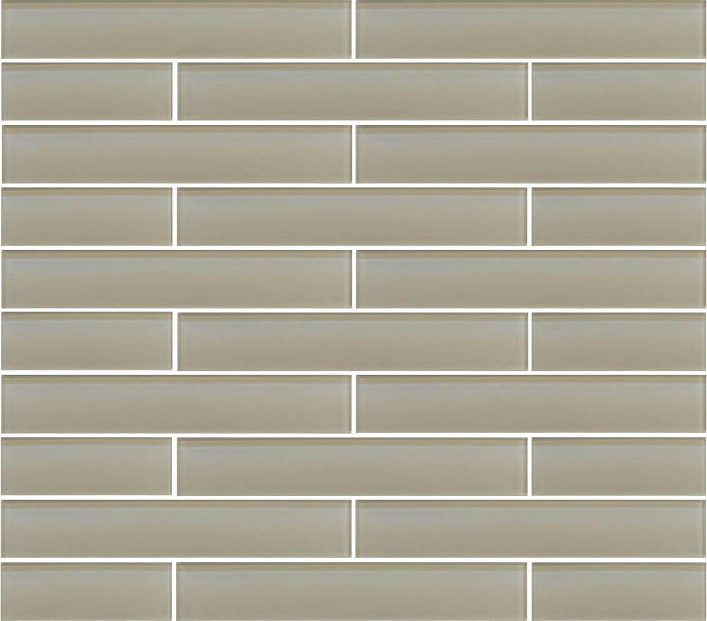 Antique 2x12 Glass Subway Tiles - Rocky Point Tile - Glass and Mosaic Tile Store