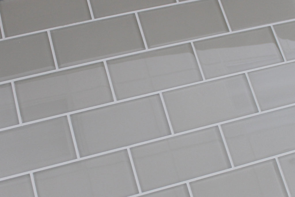 Antique 3x6 Glass Subway Tiles - Rocky Point Tile - Glass and Mosaic Tile Store