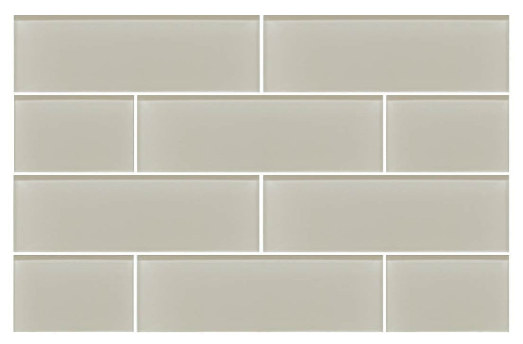 Antique 4x12 Glass Subway Tiles - Rocky Point Tile - Glass and Mosaic Tile Store