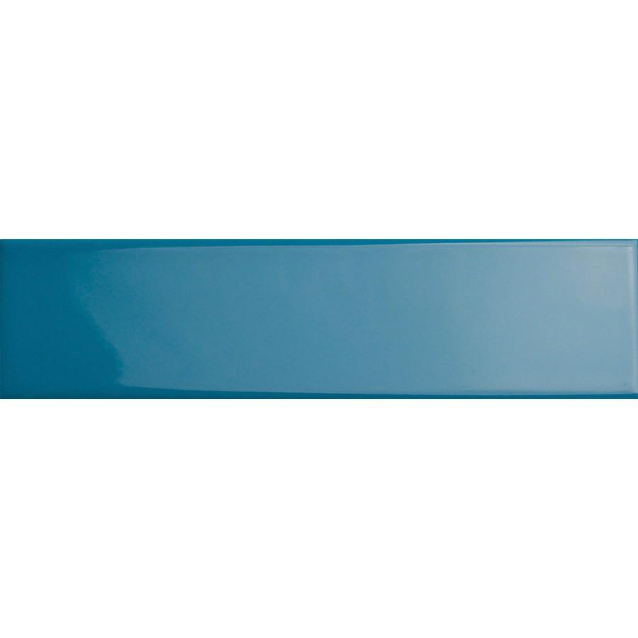 Intelligent Series Ceramic Subway Tiles - Glossy Aqua