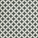 Comfort C Series Porcelain Tiles - Grey Geo