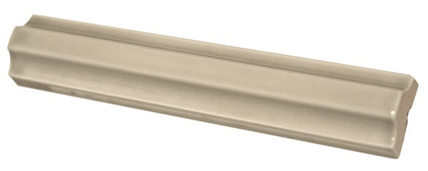 H-Line Glazed Ceramic Rail Linear Tile - Pumice