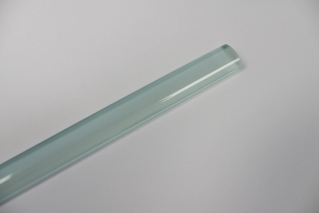 Ice Age Glass Pencil Trim - Rocky Point Tile - Glass and Mosaic Tile Store