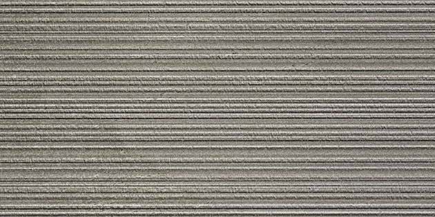 "Klif Series 15.75"" x 31.5"" 3D Porcelain Tiles - Grey"