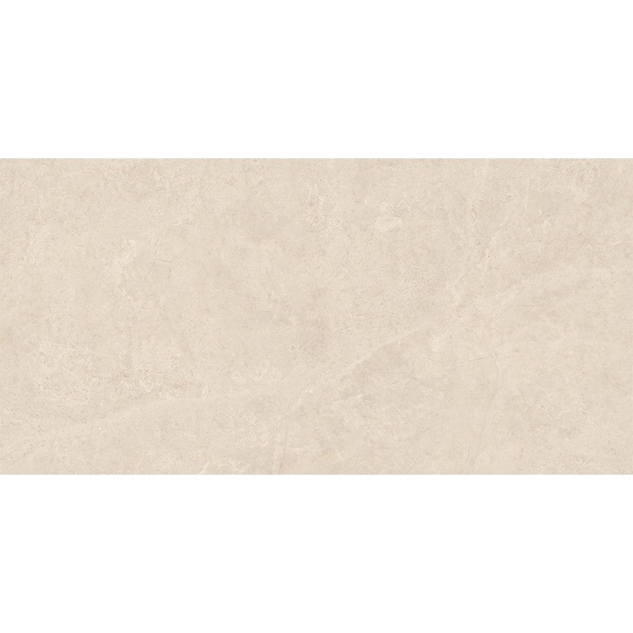 "Mayfair 12"" x 24"" Glazed Porcelain Tiles - Matte Allure Ivory"