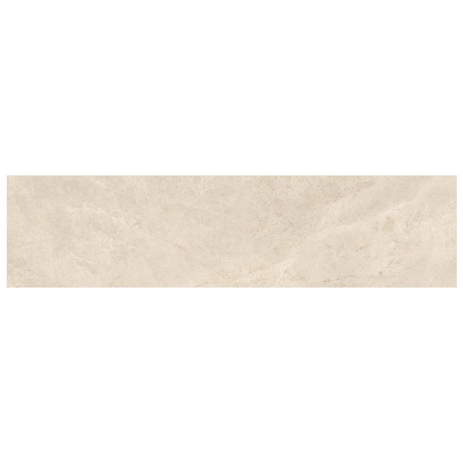 "Mayfair 4""x 12"" Glazed Porcelain Subway Tiles - Polished Allure Ivory"