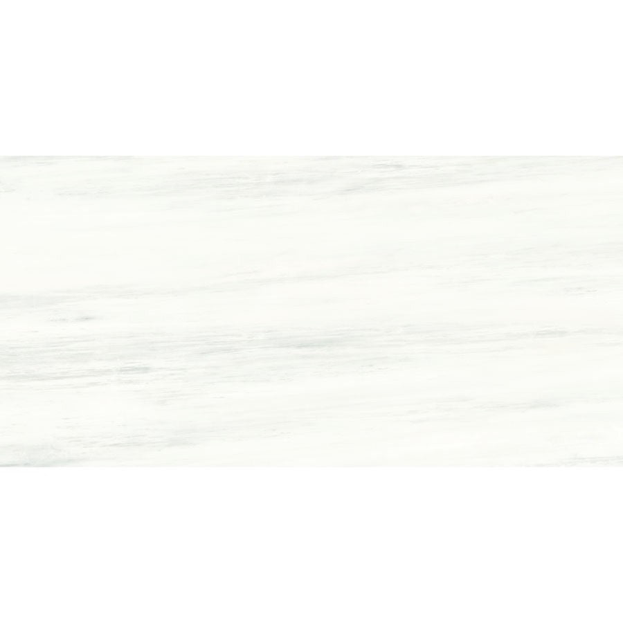 "Mayfair 16"" x 32"" Glazed Porcelain Tiles - Matte Suave Bianco"