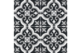 Picasso Porcelain 8″ × 8″ Cement Look Tiles - Seville