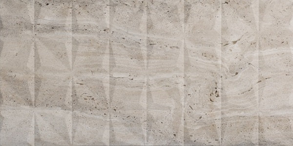 "Reverso 12"" x 24"" Porcelain Tiles - Diamond Grigio"