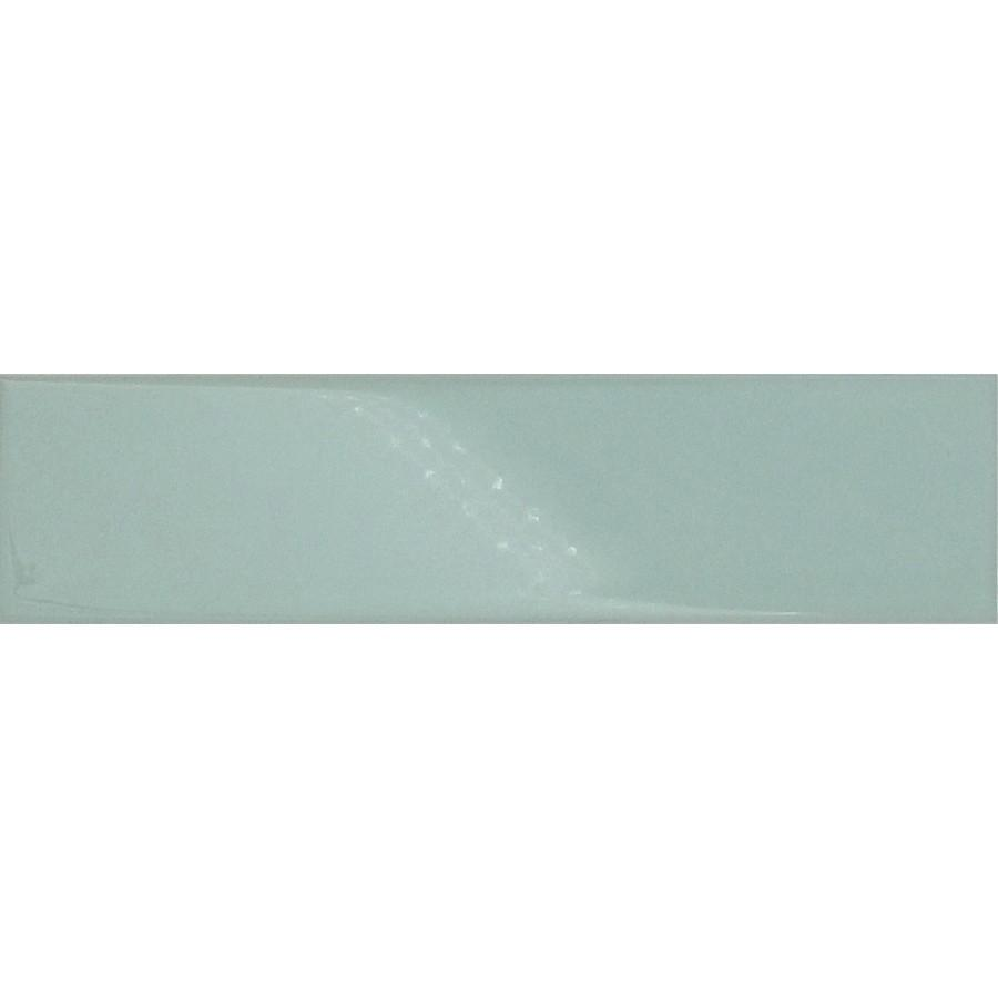Intelligent Series Ceramic Subway Tiles - Glossy Spearmint