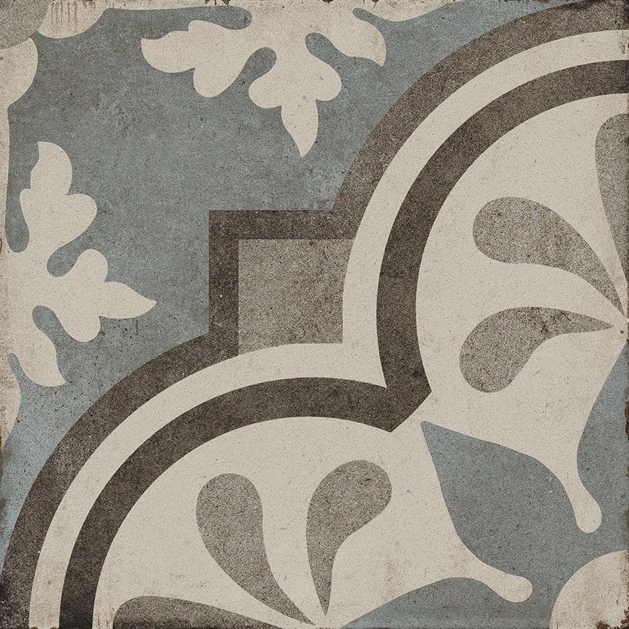 Talco 4 Decor - Ottocento 8x8 Encaustic Look Tiles