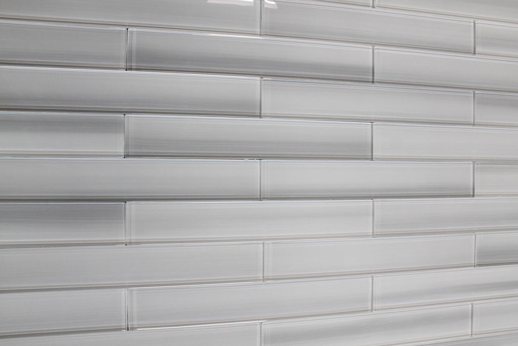 Vail Hand Painted 2x12 Glass Subway Tiles