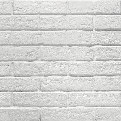 White - New York Brick Series