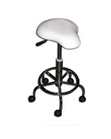 Hydraulic Stool With Saddle
