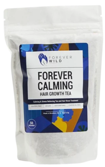 Forever Calming - Stress Relieving Hair Growth Tea and Rinse