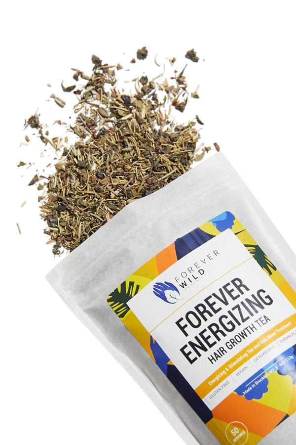 Forever Energizing - Stimulating & Energizing Hair Growth Tea and Rinse