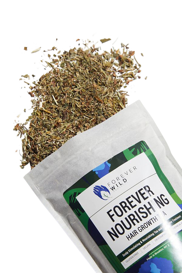 Forever Nourishing - Fortifying Hair Growth Tea and Rinse Treatment