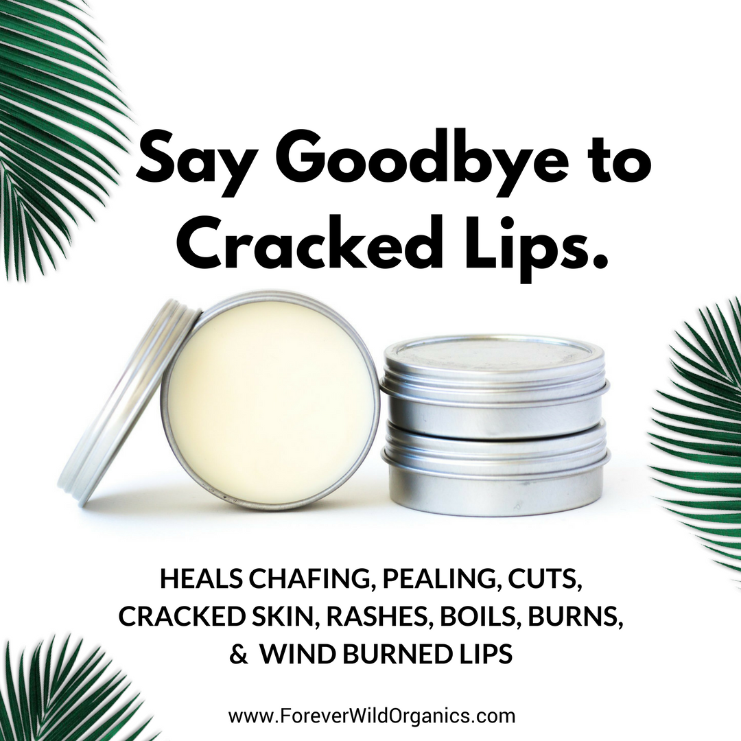 Ultra-Healing Winter Lip Balm/ Salve
