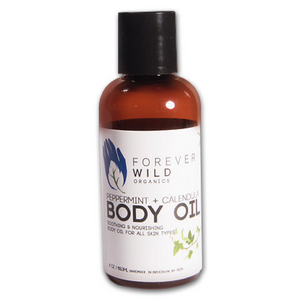 Body, Bath, & Massage Oil