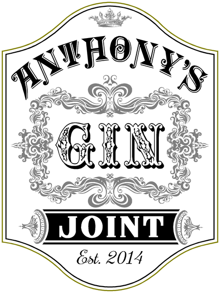 Gin Joint - Sign