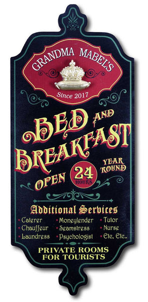Bed & Breakfast - Dubliner