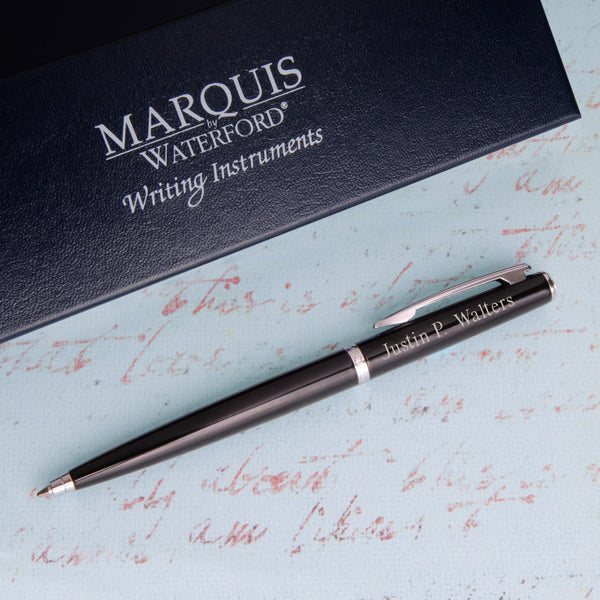 Personalized Waterford® Arcadia Ballpoint Pen