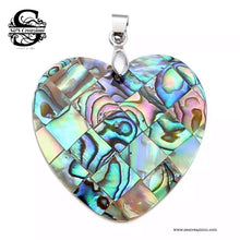 GIFT FOR HER Abalone Pendant / Necklace 7