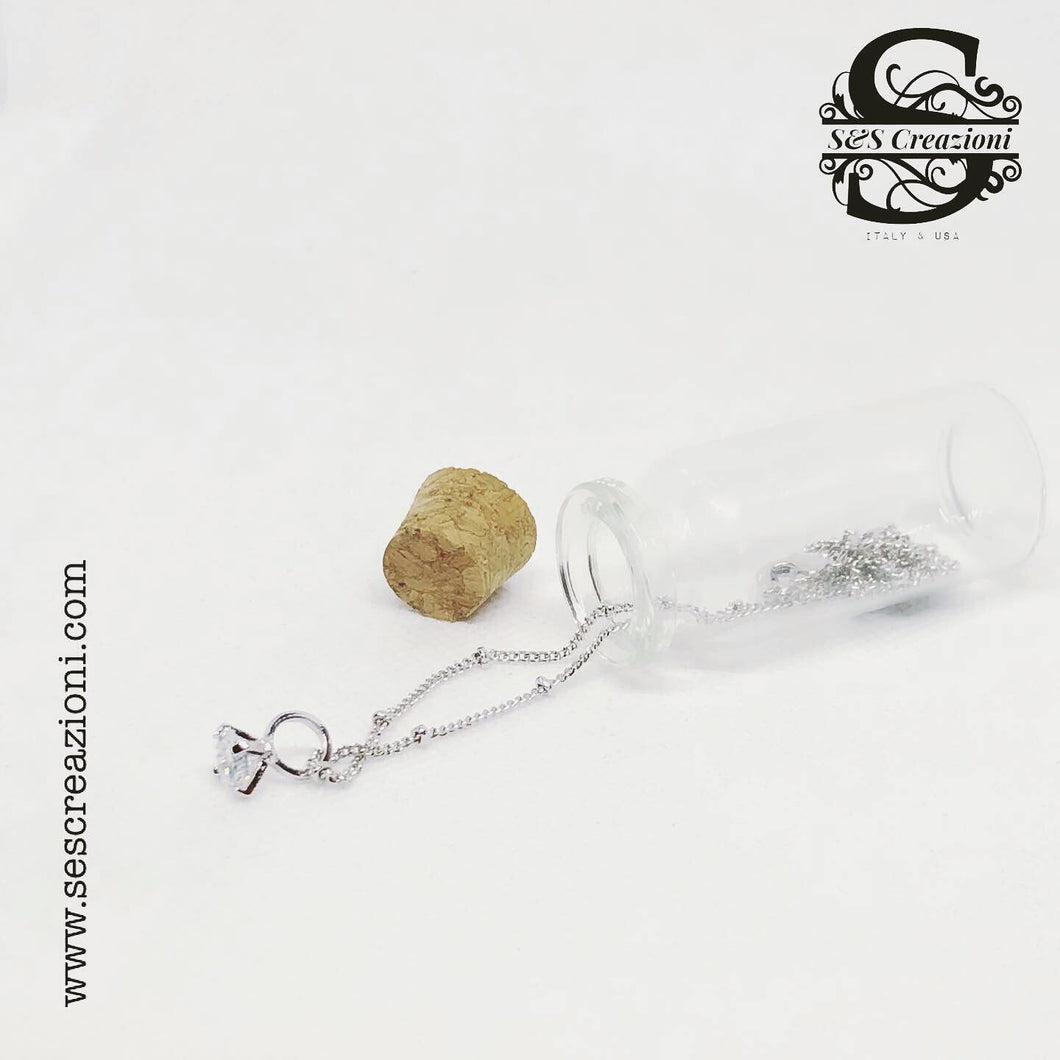 Chain in a bottle 3