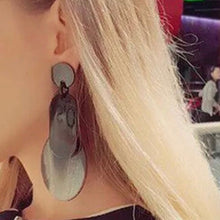 Acrylic Big Boho Earrings