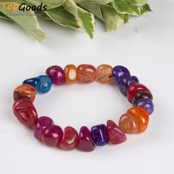 6 Colours Chakras Energy Yoga Bracelets