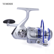 YUMOSHI 12BB Spinning Reel Ratio 5.5:1