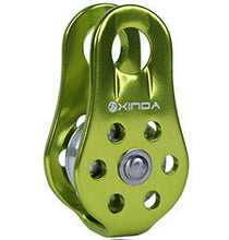 XINDA Climbing Pulley Fixed Sideplate Single Sheave Pulley