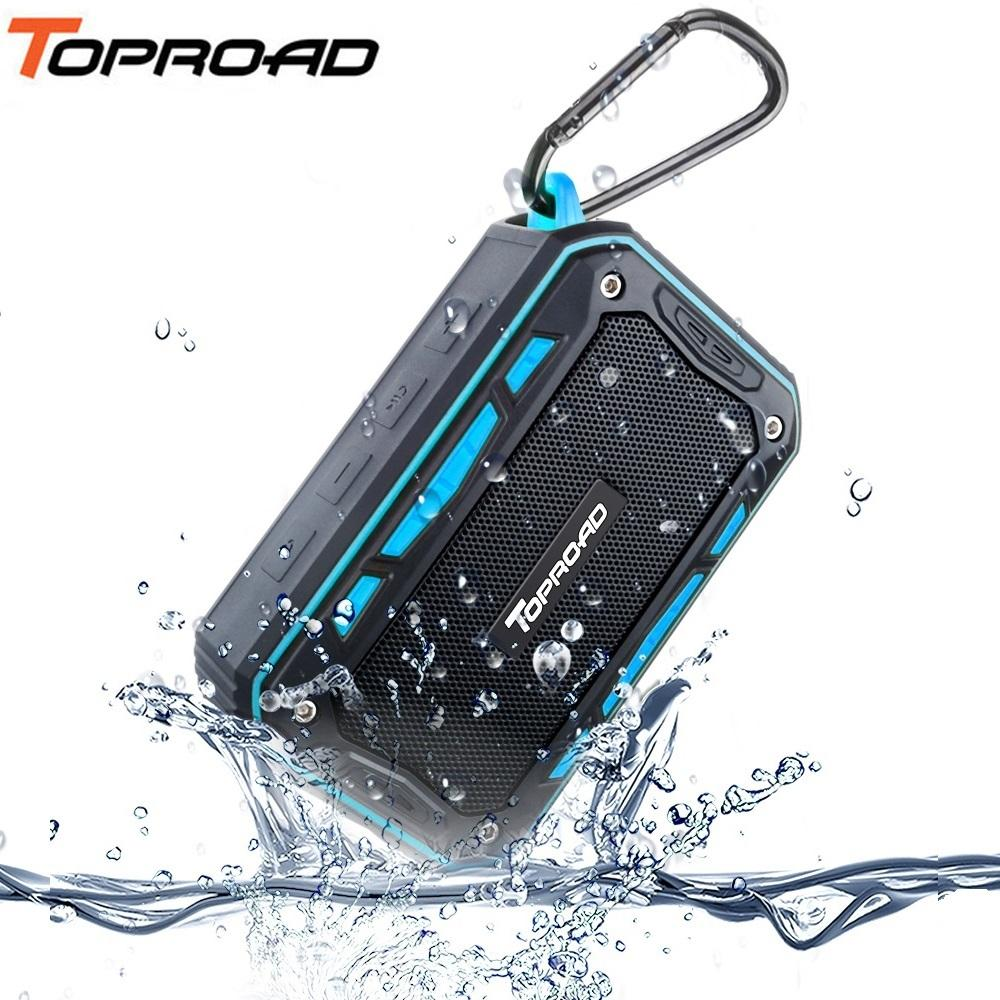 Portable IP67 Waterproof Bluetooth Speaker