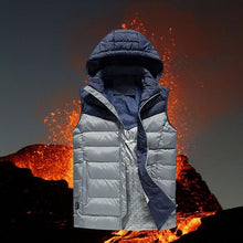 USB Heated Men's Vest
