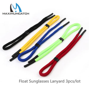 Maximumcatch 3pcs Floating Sunglasses Lanyard - Outdoor Outfitters Pro