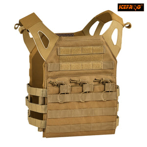 Tactical Body Armor Plate Carrier