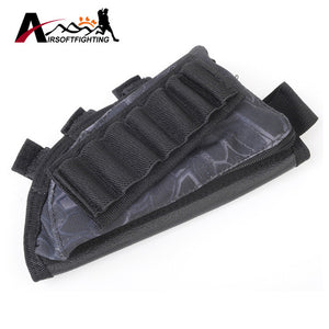 Shotgun Stock Ammo Pouch Outdoor Outfitters Pro